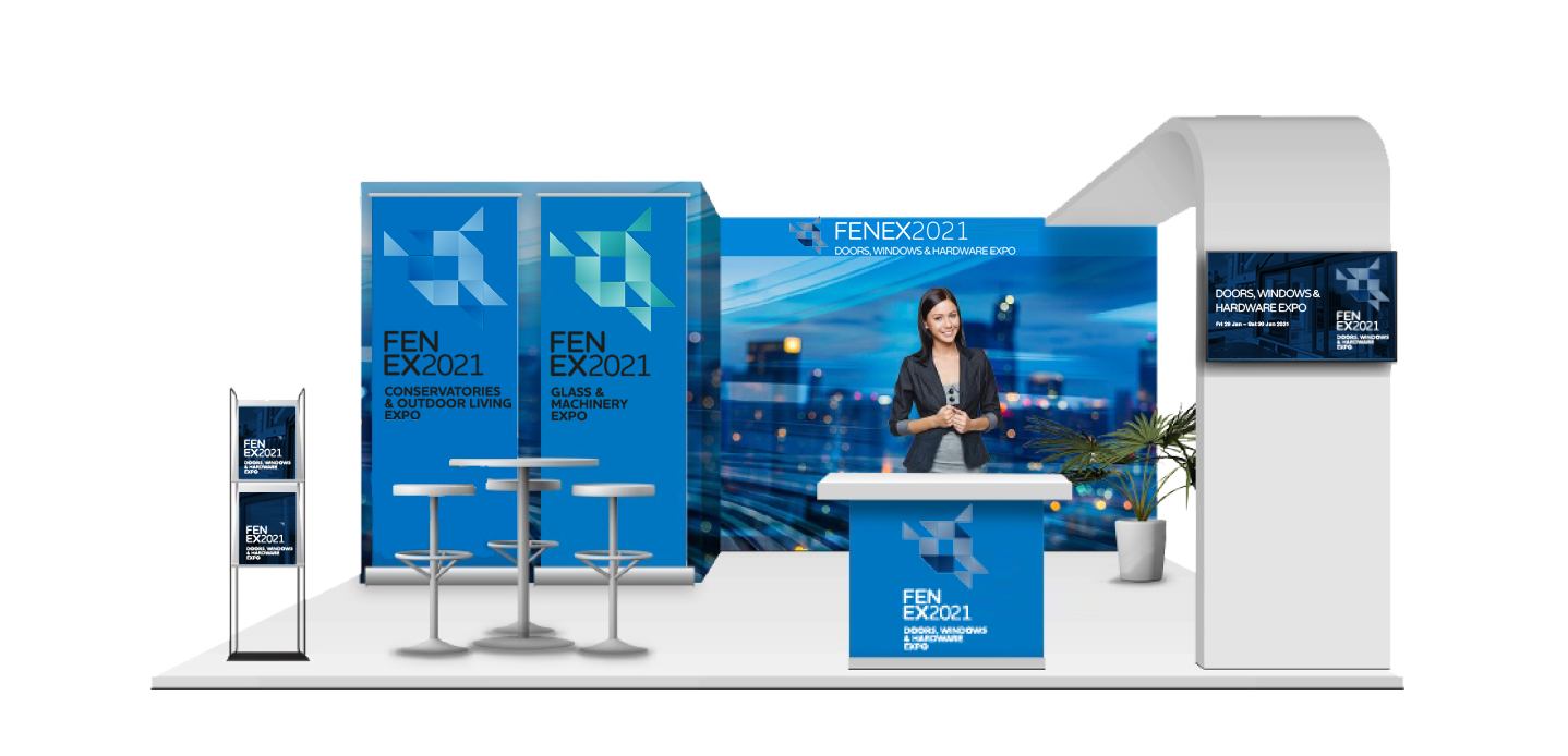 What visitors can expect FENEX 2021 - Book a stand