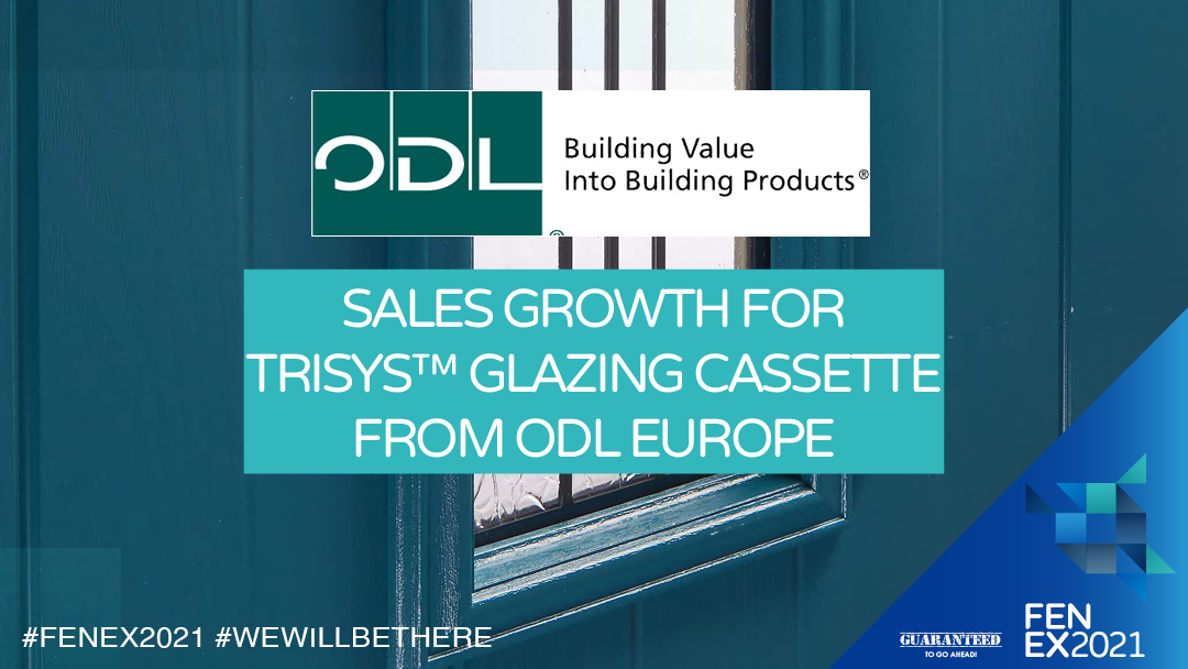 alt='TriSYS™ glazing cassette from ODL Europe'